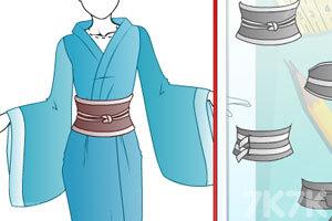 《时尚的和服》游戏画面3
