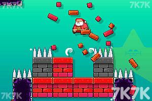 《圣诞老人快点跑3》游戏画面1