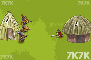 《部落争霸战4》游戏画面2