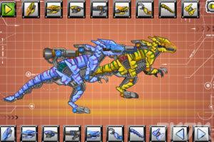 《机械迅猛龙扭蛋》游戏画面3