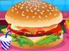 制作超级汉堡包