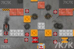 《动荡坦克》游戏画面3