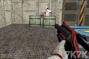 《外太空基地战斗》游戏画面2