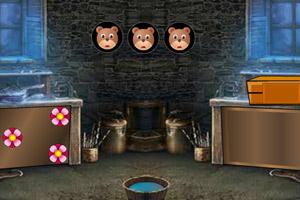 《蜜蜂城堡逃脱》游戏画面1
