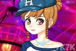 《漂亮女孩的晚礼服》游戏画面2