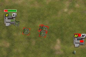 《坦克部队防卫战2》游戏画面1