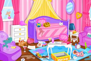 漂亮公主打扫房间3