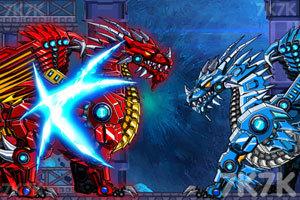 《组装机械冰龙》游戏画面4