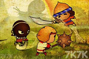 《文明战争4》游戏画面1