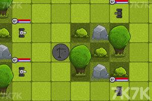 《超级坦克大战斗》游戏画面2