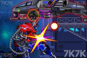 《组装机械直升机》游戏画面3