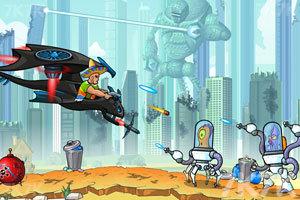《武装越野车HD》游戏画面1