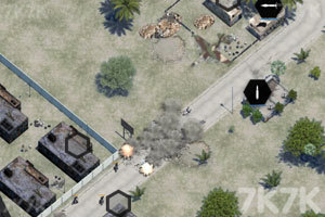 《武装命令2》游戏画面3