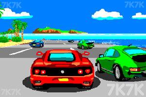 《环岛赛车竞速赛》游戏画面2