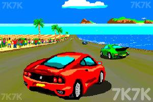 《环岛赛车竞速赛》游戏画面3