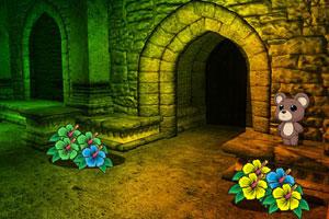 《神秘的奇幻洞穴逃脱》游戏画面1