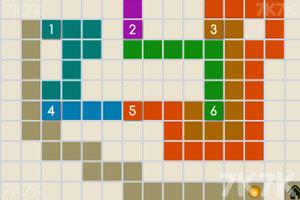 《移动的数字方块》游戏画面3