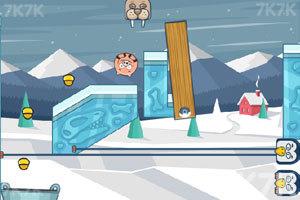 《水坑里的小猪3》游戏画面5