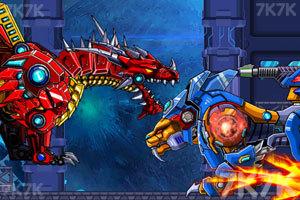 《组装铁血狮子王升级版》游戏画面1