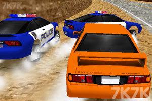 《3D超音速赛车》游戏画面6