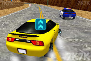 《3D超音速赛车》游戏画面1