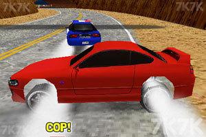 《3D超音速赛车》游戏画面4