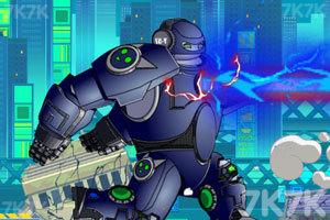 《组装超能英雄》游戏画面4