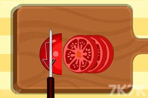 《披萨晚宴》游戏画面2