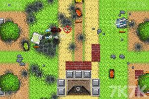 《超级坦克战役2无敌版》游戏画面1
