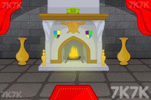 《飞龙城堡逃脱》游戏画面1