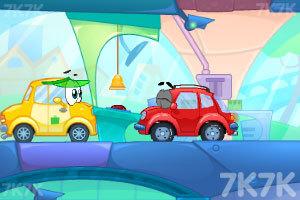 《小汽车总动员7》游戏画面4