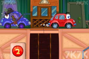 《小汽车总动员7》游戏画面6