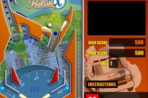 《机械弹球》游戏画面1