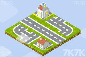 《城市超级链接》游戏画面1