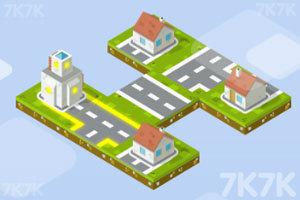 《城市超级链接》游戏画面2
