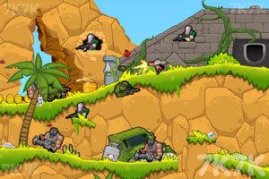 《狂暴战士》游戏画面5