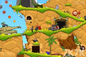 《狂暴战士》游戏画面3