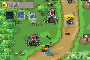 《皇城守卫》游戏画面4