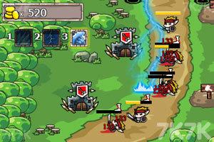 《皇城守卫》游戏画面2