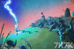 《元素守卫战中文版》游戏画面1
