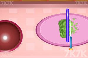 《番茄汤配罗勒油》游戏画面3