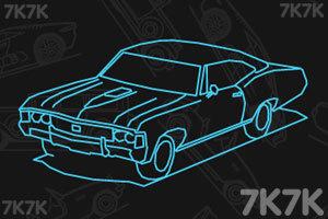 《3D汽车演变史》游戏画面5