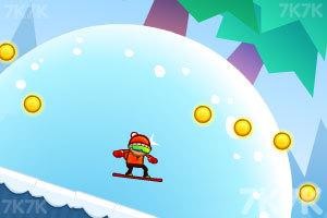 《滑雪去冒险》游戏画面3
