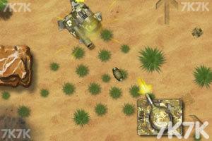 《坦克时代中文版》游戏画面3