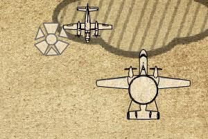 《纸上飞机大战》游戏画面1