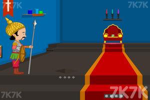 《逃出红色城堡》游戏画面3