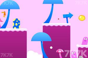 《橡皮糖探險4》游戲畫面4