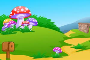 《孤独花园逃脱》游戏画面1