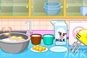 《五颜六色的蛋糕》游戏画面3