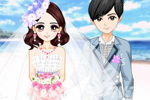 《永恒巴厘岛婚礼装扮》游戏画面1